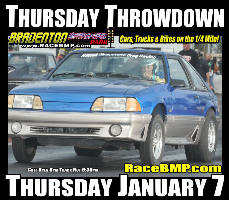 Bradenton Drag Strip >> Bradenton Motorsports Park Thursday Test Tune